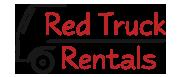 Red truck rentals